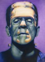 Frankenstein by DenmanRooke