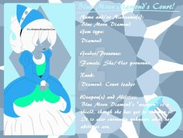 Blue Moon Diamond - Court Application by BlueMetabee