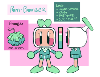 pom-bomber by PookaPookaa