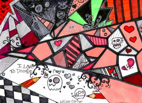 Graphic obsession by clobi