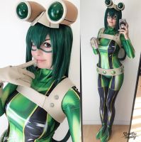 Froppy - My Hero Academia by Kinpatsu-Cosplay