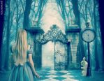 The Gates of Wonderland by pareeerica
