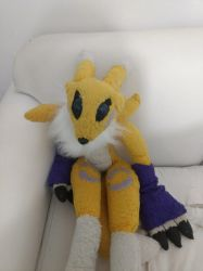 PLUSHIE FOR AUCTION! 'AS IS' by sethzerr