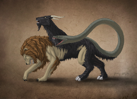 Chimera by Draethius