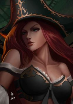Miss Fortune by FeiHai