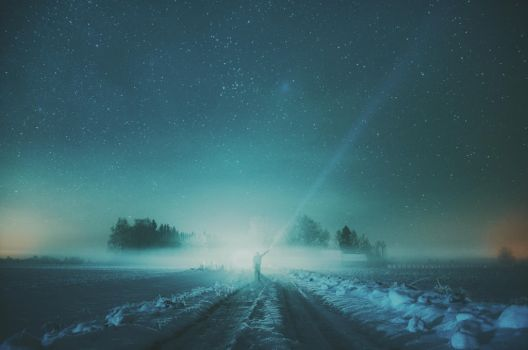 Into the unknown by HendrikMandla