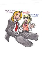 Edward and Winry at school by nightwindwolf95