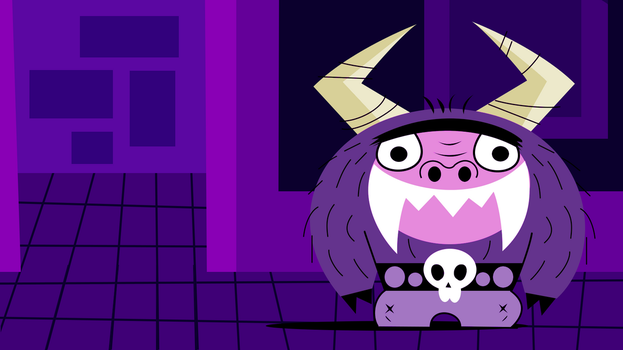 Foster's Home For Imaginary Friends By AJthePPGfan On