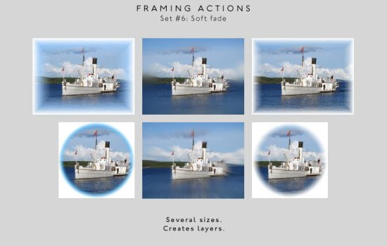 Framing actions - 6 - Soft by chain
