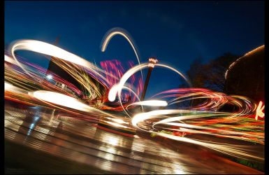 Dancing Lights by RS-foto