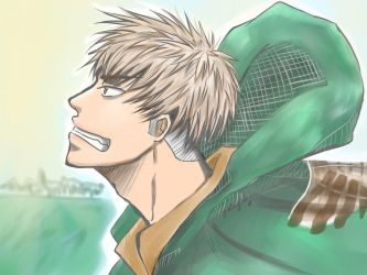 I can see the light [Jean Kirschtein SNK] by qootungtung