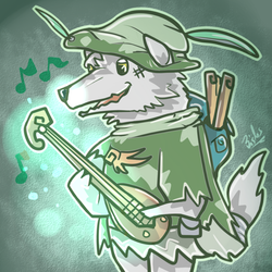 Role play- Bard by b1262002