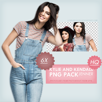 Kendall and Kylie Jenner PNG PACK by lenkamason
