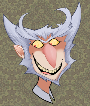 Count Olaf by Cruxia