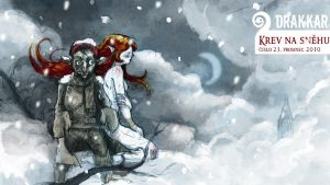 Blood on snow by Ecthelion-2