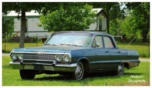 A 1963 Chevy Bel-Air by TheMan268