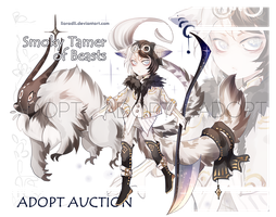 Smoky Tamer of Beasts Adopt AUCTION [closed] by LiorAdli