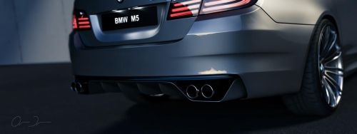 BMW M5 F10_X by DuronDesign