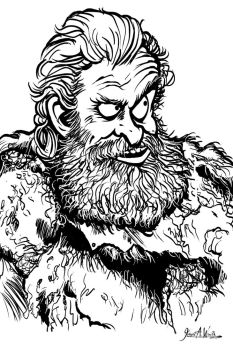 Tormund Giantsbane by JWraith
