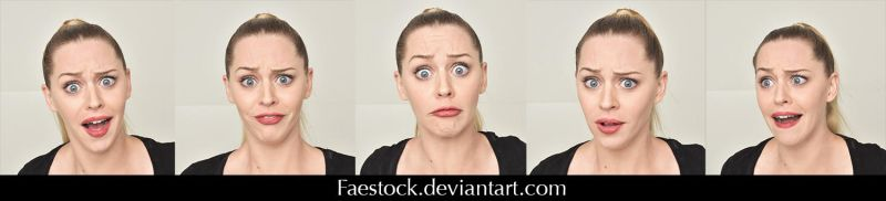 Expressions - Stock pack 2 by faestock