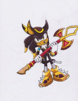 The Pharaoh by Sonic155
