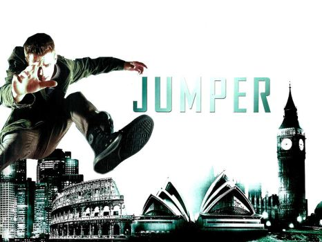 Jumper Wallpaper by KathyWeezly
