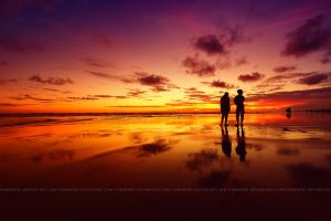 Sunset Lover by ciombeenk