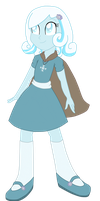 Snowdrop in Equestria Girls by ProjectSNT