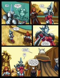 The Black Paw ROTD Page 27 by GleamingScythe