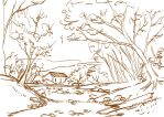 sketch wood by EMSTURIAO