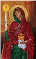 St. Mary Magdalene by angelboi-red