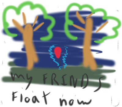My Frinds float by B Hoovescom by PerfectBlue97