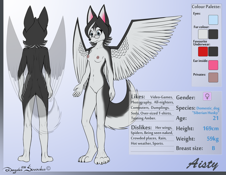 Aisty Reference - NSFW by Mancoin