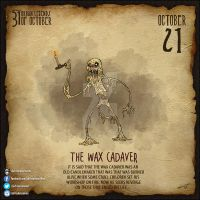 Day 21 of 31 Urban Legends of October by chrisraimoart