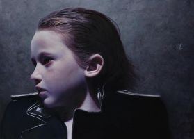 The Murmur of the Innocents 18 by gottfriedhelnwein