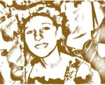 My Sepia Sister by psychedelicpixie