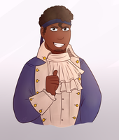 hERCULES MULLIGAN by CutieCakie
