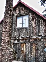Old stone building by herbalcell