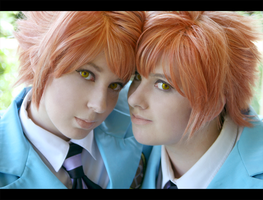 Ouran: Can You Keep a Secret? by adrawer4ever