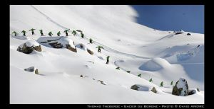 Thomas Theberge - Mont Vallon by ahky
