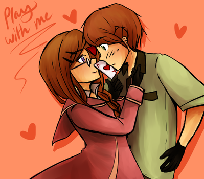 APH - Play With Me by burntnoodles