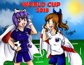 (COLLAB) World Cup Celebration by NatalieGuest