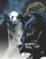 Batman: Night of the Owls by MichaelCrutchfield