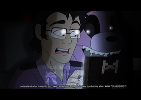 Five Night's at Markiplier's by Goku-san