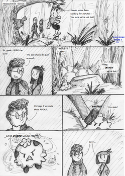 Sapphire Nuzlocke - Chapter 3, Page One by jemslie123