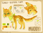 Muddy Reference | January 2017 by Hureji
