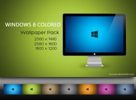 Windows 8 Colored by SucXceS