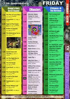 Terrorvision Guide 2011 by MalcolmKirk