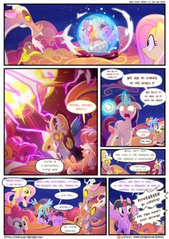 MLP - Timey Wimey page 89 by Light262