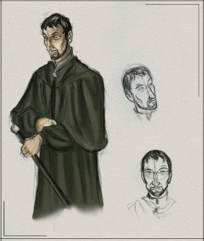 Lord Vetinari - redesign.... by Polingly